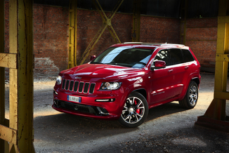 JEEP Grand Cherokee 6.4 V8 SRT Limited Edition