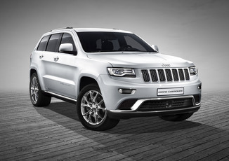 JEEP Grand Cherokee 3.0 V6 CRD 250ch Limited BVA8