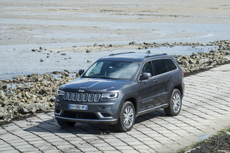 JEEP Grand Cherokee 3.0 V6 CRD 250ch Trailhawk BVA8