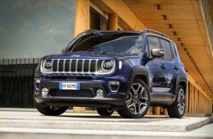 Prix Jeep Renegade >> Jeep Renegade Neuve L Argus