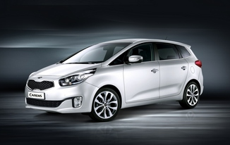 KIA Carens 1.7 CRDi 136ch Active ISG 7 places
