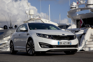 KIA Optima 1.7 CRDi 136 Active