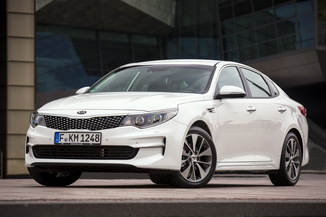 KIA Optima 2.0 GDi 205ch Hybride Rechargeable Ultimate BVA6
