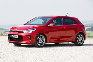 KIA Rio 1.0 T-GDI 100ch ISG Launch Edition Business