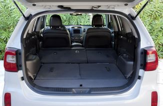 fiche technique kia sorento ii 2 2 crdi 197 origins 7pl 2014. Black Bedroom Furniture Sets. Home Design Ideas