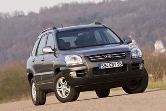 fiche technique kia sportage ii 2 0 crdi140 urban rider 4x2 2006. Black Bedroom Furniture Sets. Home Design Ideas