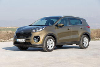 KIA Sportage 1.6 CRDi 136ch ISG Active Business 4x2 DCT7