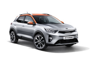 KIA Stonic 1.4 100ch ISG Launch Edition