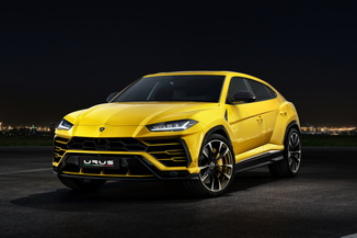 fiche technique lamborghini urus 4 0 v8 650ch biturbo l 39. Black Bedroom Furniture Sets. Home Design Ideas