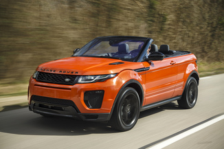 fiche technique land rover evoque cabriolet 2 0 si4 240 hse dynamic bva mark iv l 39. Black Bedroom Furniture Sets. Home Design Ideas