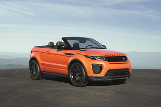 LAND-ROVER Evoque Cabriolet 2.0 TD4 180 HSE Dynamic BVA Mark V