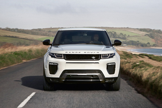 fiche technique land rover evoque coup 2 0 ed4 150 executive 4x2 mark iv 3p e capability l. Black Bedroom Furniture Sets. Home Design Ideas