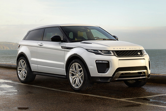LAND-ROVER Evoque Coupé 2.2 Td4 Prestige Mark I 3p