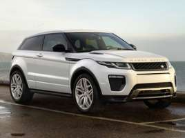 Land-Rover Evoque Coupe