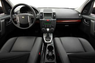 fiche technique land rover freelander ii hse l 39. Black Bedroom Furniture Sets. Home Design Ideas
