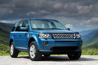 LAND-ROVER Freelander eD4 XS Mark V 4x2