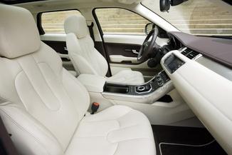 Range Rover Evoque Dimensions >> Fiche technique Land-Rover Evoque 2.2 Td4 Dynamic - L'argus.fr