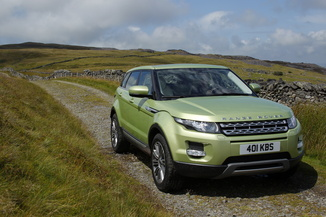 LAND-ROVER Evoque 2.2 SD4 Prestige BVA