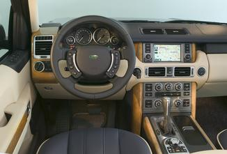 fiche technique land rover range rover iii tdv8 vogue se 2007. Black Bedroom Furniture Sets. Home Design Ideas