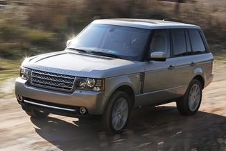 LAND-ROVER Range Rover TDV8 HSE