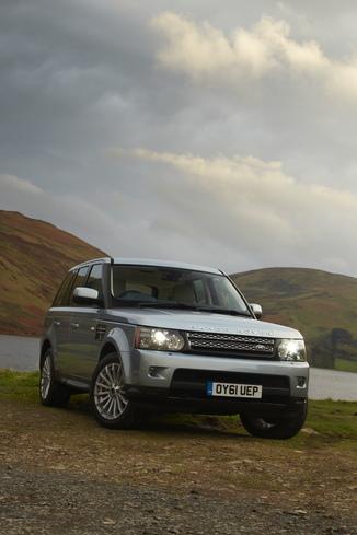 LAND-ROVER Range Rover Sport 3.0 SDV6 188kw HSE Mark VII