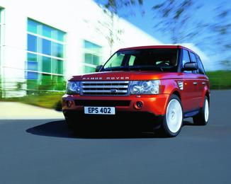 LAND-ROVER Range Rover Sport TDV6 HSE DPF