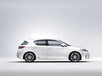 Lexus ct 200h fiche technique