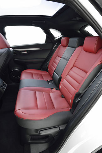 fiche technique lexus nx 300h 4wd luxe l 39. Black Bedroom Furniture Sets. Home Design Ideas