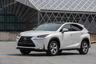 LEXUS NX Génération I Phase 1 300h 4WD Pack Business
