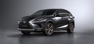 LEXUS NX 300h 4WD Pack Business