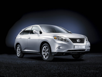 LEXUS RX 450h Pack Luxe