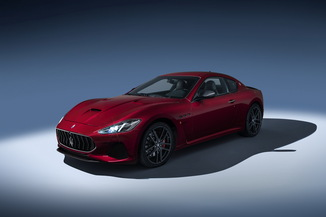 fiche technique maserati granturismo 4 7 460ch sport l 39. Black Bedroom Furniture Sets. Home Design Ideas