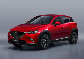 MAZDA CX-3 2.0 SKYACTIV-G 120 Exclusive Edition BVA