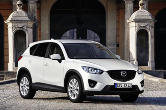 MAZDA CX-5 2.0 SKYACTIV-G 160 Selection 4x4 BA