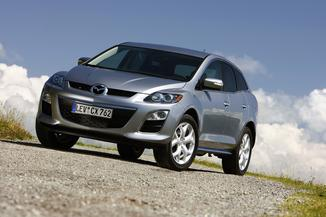 MAZDA CX-7 2.2 MZR-CD Elegance