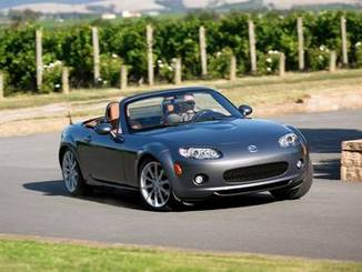 MAZDA MX-5 1.8 Blue Design