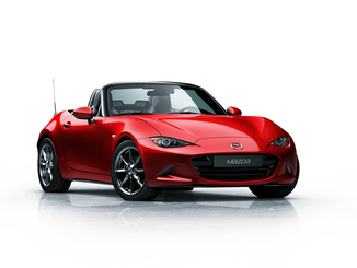 MAZDA MX-5 1.5 SKYACTIV-G 131 Cherry Top