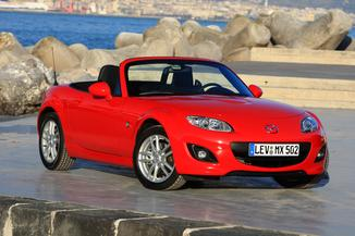 MAZDA MX-5 RC Génération I Phase 2 2.0 MZR Performance BA