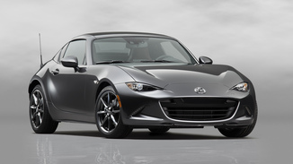 MAZDA MX-5 RF 2.0 SKYACTIV-G 160 First Edition