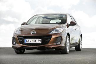 MAZDA Mazda 3 2.0 MZR DISI Dynamique i-stop 5p