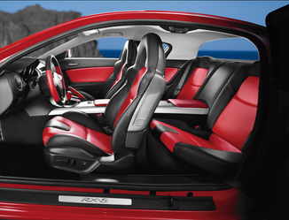 fiche technique mazda rx 8 bi rotor 192ch elegance pack l 39. Black Bedroom Furniture Sets. Home Design Ideas