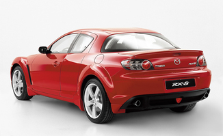 fiche technique mazda rx 8 bi rotor 231ch performance l 39. Black Bedroom Furniture Sets. Home Design Ideas