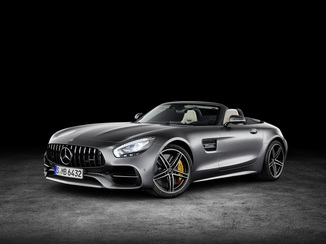 MERCEDES-BENZ AMG GT Roadster 4.0 V8 557ch GT C Edition 50