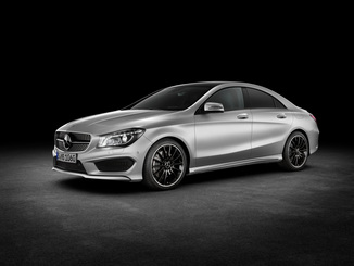 Mercedes-Benz CLA I (C117) 220 CDI Fascination 7G-DCT (03/2013)