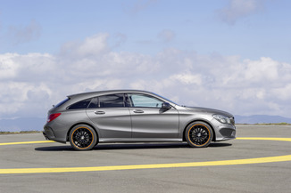 Fiche Technique Mercedes Benz Cla Shooting Brake 180