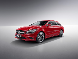 MERCEDES-BENZ CLA Shooting Brake 220 d Sensation 7G-DCT
