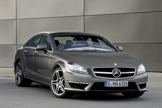 MERCEDES-BENZ Classe CLS 350 CDI BE Edition 1