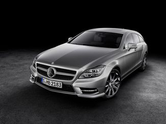 MERCEDES-BENZ CLS Shooting Brake 63 AMG Speedshift MCT