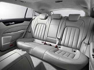 Mercedes Cls D Coupe Interieur Beige Occasions