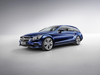 MERCEDES-BENZ CLS Shooting Brake 350 BlueTEC Fascination 4Matic 7G-Tronic +